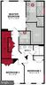 Third Level Floor Plan - 17668 FALCON HEIGHTS ST, DUMFRIES
