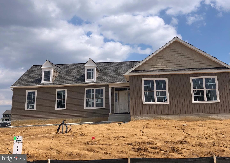 Single Family Homes för Försäljning vid Clayton, Delaware 19938 Förenta staterna
