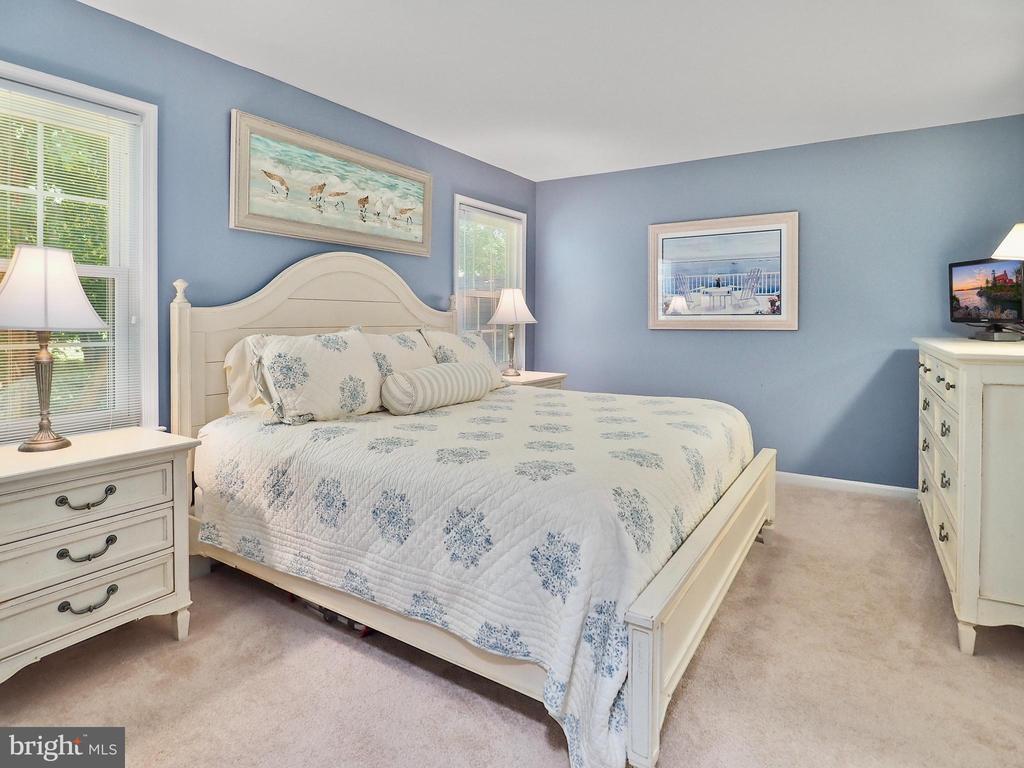 Master Bedroom - 6218 GENTLE LN, ALEXANDRIA