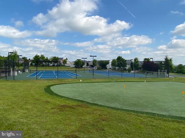 Tennis & Putting Green - 3854 CHAMPION OAK DR, DUMFRIES