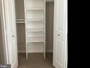 Bedroom Closet - 2145 CALIFORNIA ST NW #201, WASHINGTON