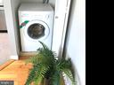 Washer-Dryer Combination - 2145 CALIFORNIA ST NW #201, WASHINGTON