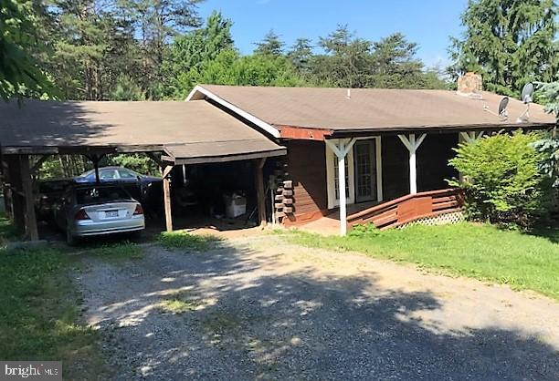 Single Family Homes pour l Vente à High View, Virginie-Occidentale 26808 États-Unis