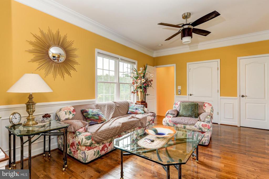 In-Law Suite Living Room - 13701 MOUNT PROSPECT DR, ROCKVILLE