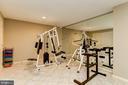 Exercise Room - 13701 MOUNT PROSPECT DR, ROCKVILLE