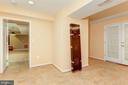 Lower Level has Bedroom and Full Bath - 13701 MOUNT PROSPECT DR, ROCKVILLE