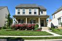 Wonderful Miller & Smith Fannie Ward Model - 23402 HIGBEE LN, BRAMBLETON