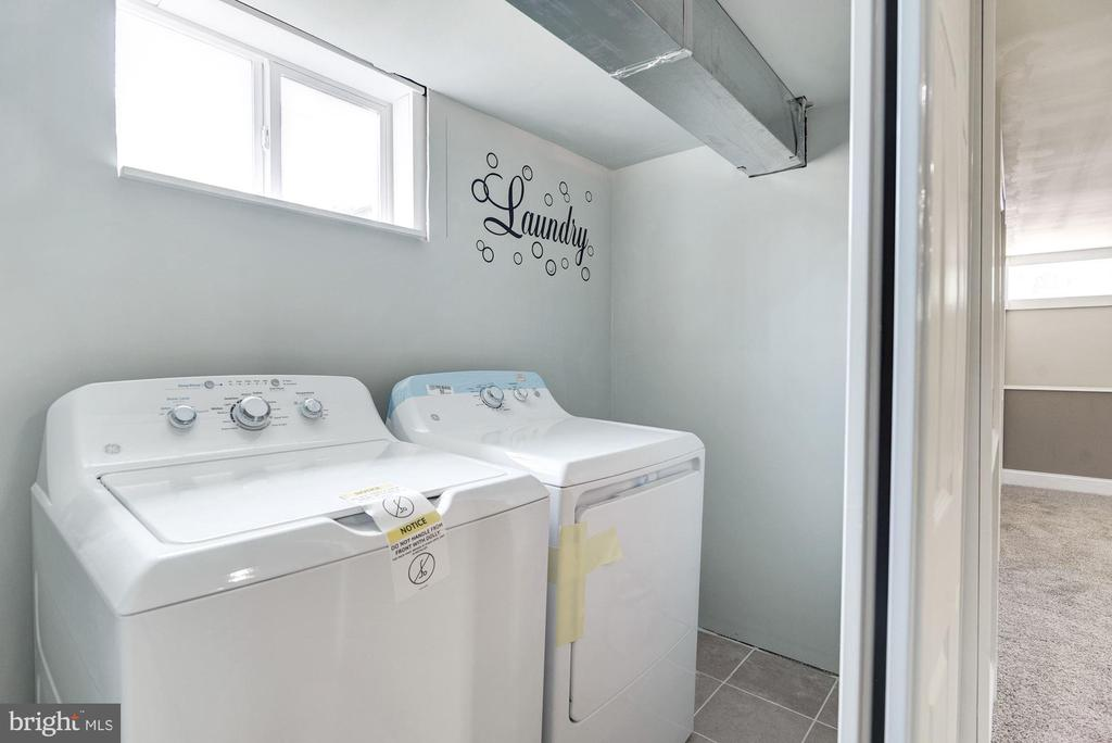 Laundry Room - 7131 ROCK CREEK DR, FREDERICK