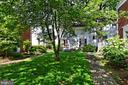 A quaint, wooded setting! - 3384 GUNSTON RD, ALEXANDRIA