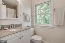 En Suite Bathroom in Second Bedroom - 4629 35TH ST N, ARLINGTON