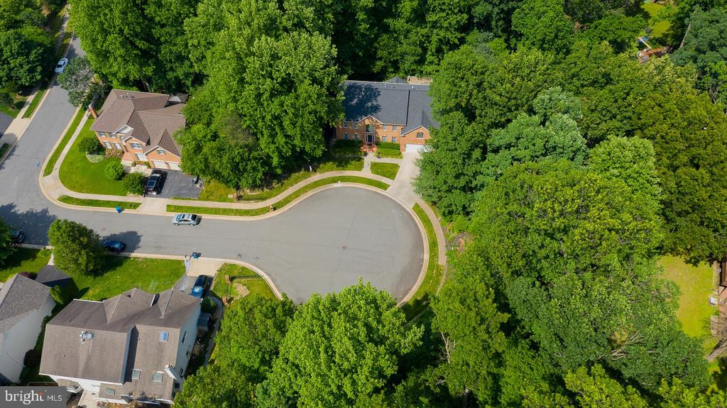 Your Private Oasis surrounded by Trees - 1515 JUDD CT, HERNDON