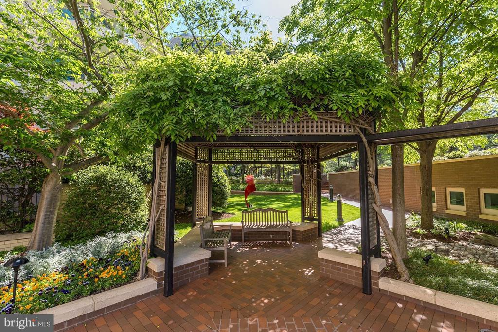 Garrdens - 5610 WISCONSIN AVE #304, CHEVY CHASE