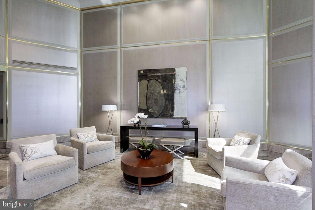 Lobby - 5610 WISCONSIN AVE #304, CHEVY CHASE