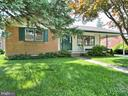 Front View - 404 CULLER AVE, FREDERICK