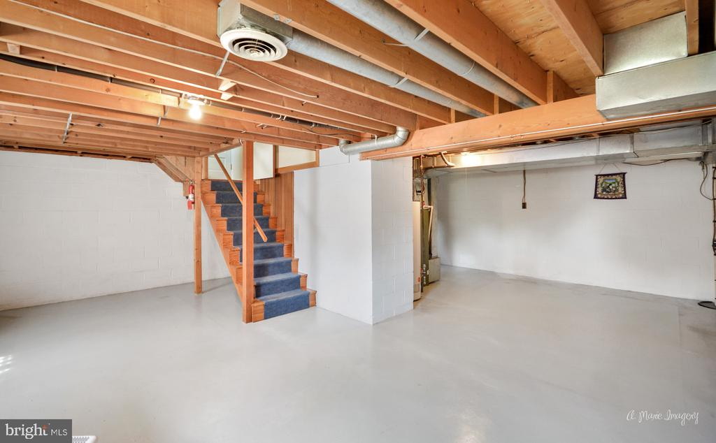 Lower level - 404 CULLER AVE, FREDERICK