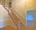 Foyer right view - 6905 RANNOCH RD, BETHESDA