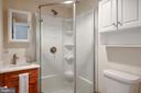 Upper Level Full Bath - 107 CALVERT RD, ROCKVILLE