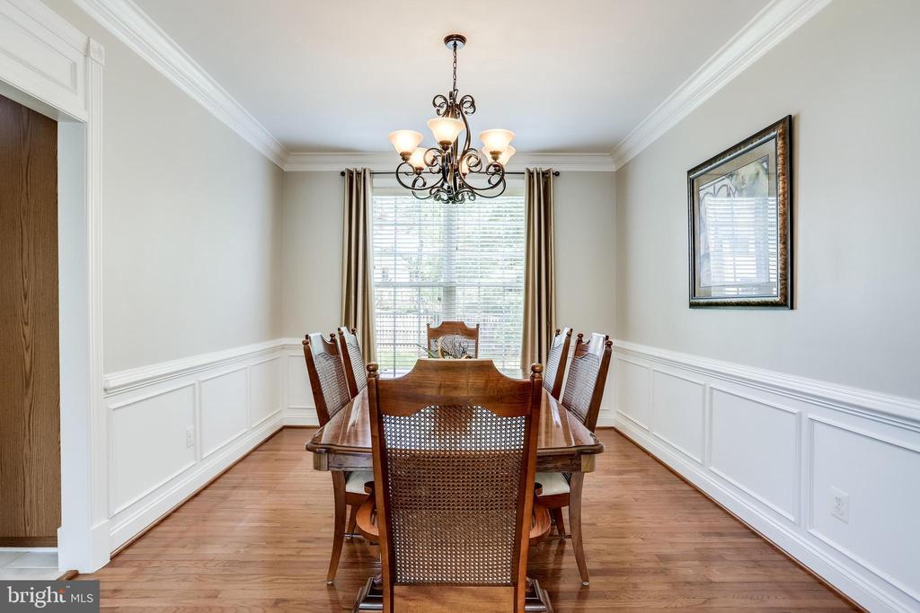 Formal Dining Room - 43226 KATHLEEN ELIZABETH DR, ASHBURN