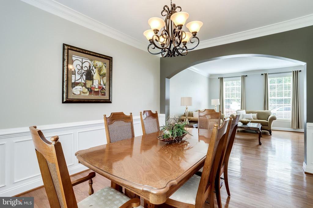 Dining Room - 43226 KATHLEEN ELIZABETH DR, ASHBURN
