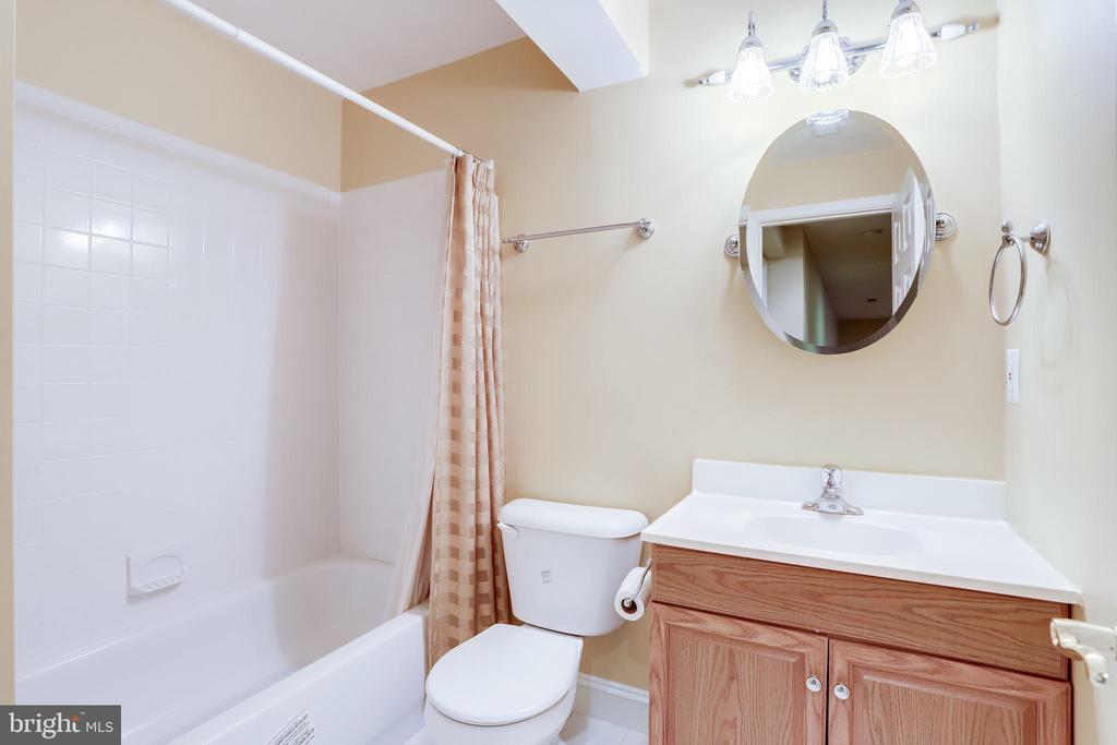Basement Full Bathroom - 43226 KATHLEEN ELIZABETH DR, ASHBURN