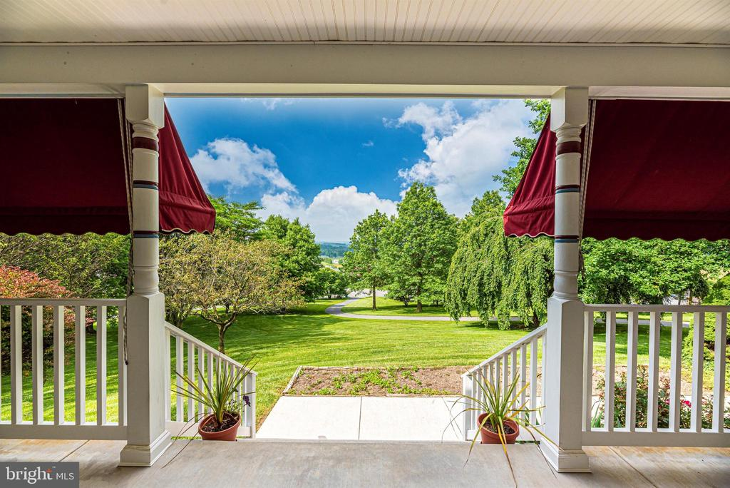 Oh, yes - the view! - 7799 COBLENTZ RD, MIDDLETOWN