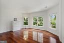 Bedroom level has all hardwood floors - 11418 WAPLES MILL RD, OAKTON