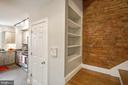 Built In Shelves - 442 W SOUTH ST, FREDERICK