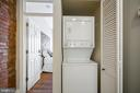 Washer and Dryer - 442 W SOUTH ST, FREDERICK