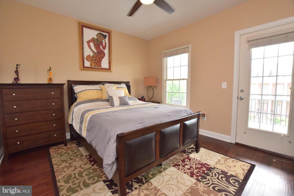 Bedroom Three - 9287 SUMNER LAKE BLVD, MANASSAS