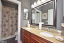 Hall Bathroom - 9287 SUMNER LAKE BLVD, MANASSAS