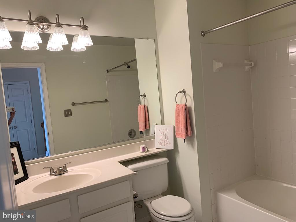 New shower head! - 6587 KIERNAN CT, ALEXANDRIA