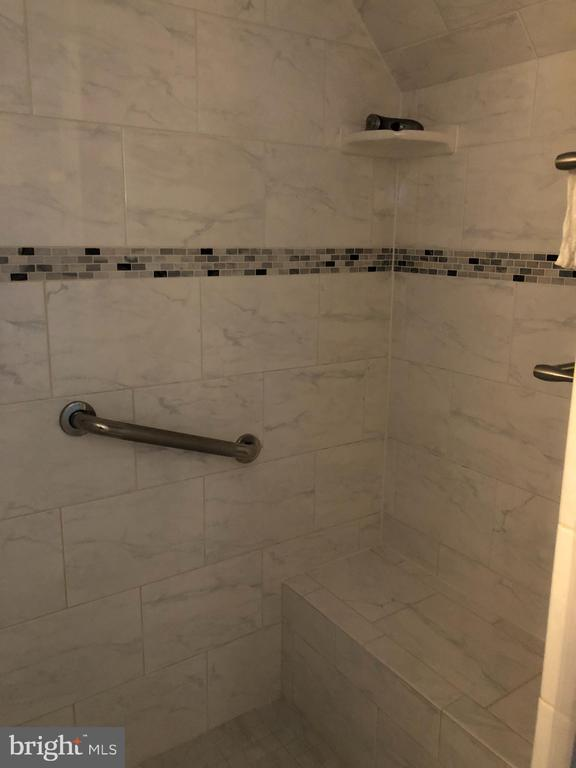 Master Bathroom Shower - 4705 FORDHAM RD, COLLEGE PARK