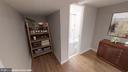 Basement storage area - 2310 14TH ST NE, WASHINGTON