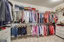 Huge Closet - 20417 SAVIN HILL DR, ASHBURN