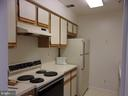 Kitchen - 13409 SHADY KNOLL DR #313, SILVER SPRING