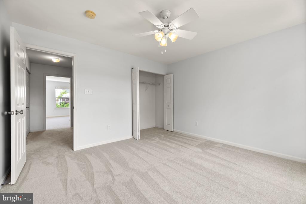 Bedroom #4 in floorplan - 41 TOWN CENTER DR, LOVETTSVILLE