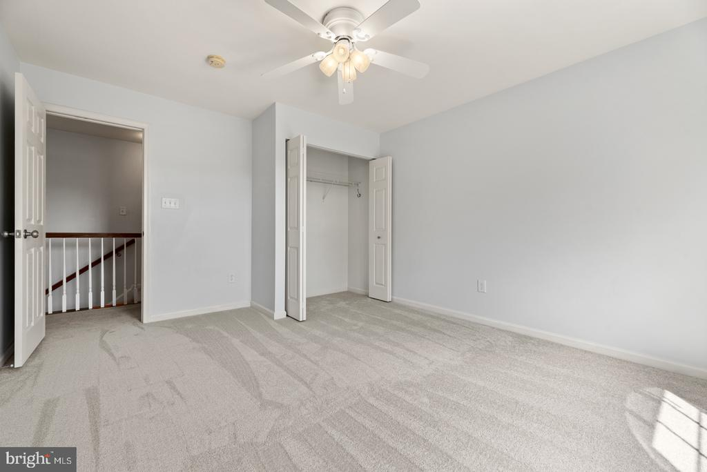 Bedroom #3 in floorplan - 41 TOWN CENTER DR, LOVETTSVILLE