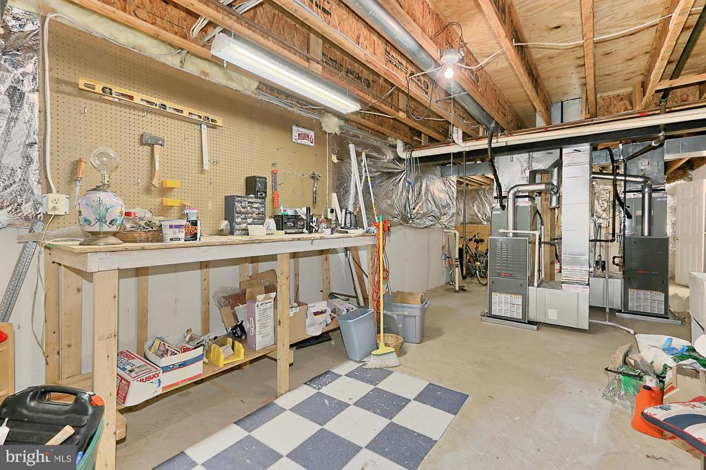 Storage/Utility Room - 6603 OKEEFE KNOLL CT, FAIRFAX STATION