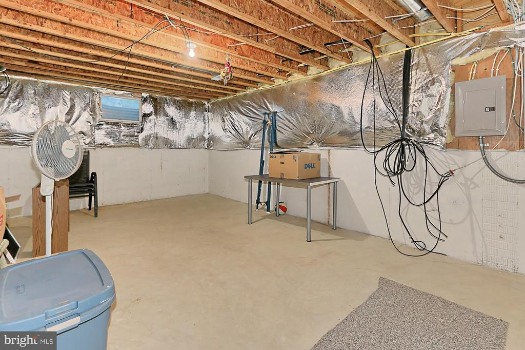 Storage Room/Room to Expand - 6603 OKEEFE KNOLL CT, FAIRFAX STATION