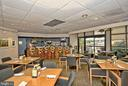 Full-service restaurant with deck area and bar - 5902 MOUNT EAGLE DR #609, ALEXANDRIA