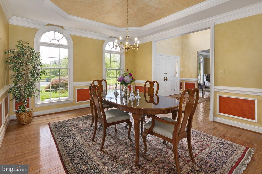 Formal dining room - 43474 OGDEN PL, STERLING