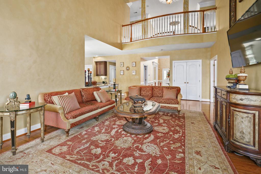 Living room - 43474 OGDEN PL, STERLING