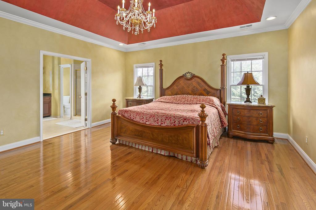 Master bedroom - 43474 OGDEN PL, STERLING