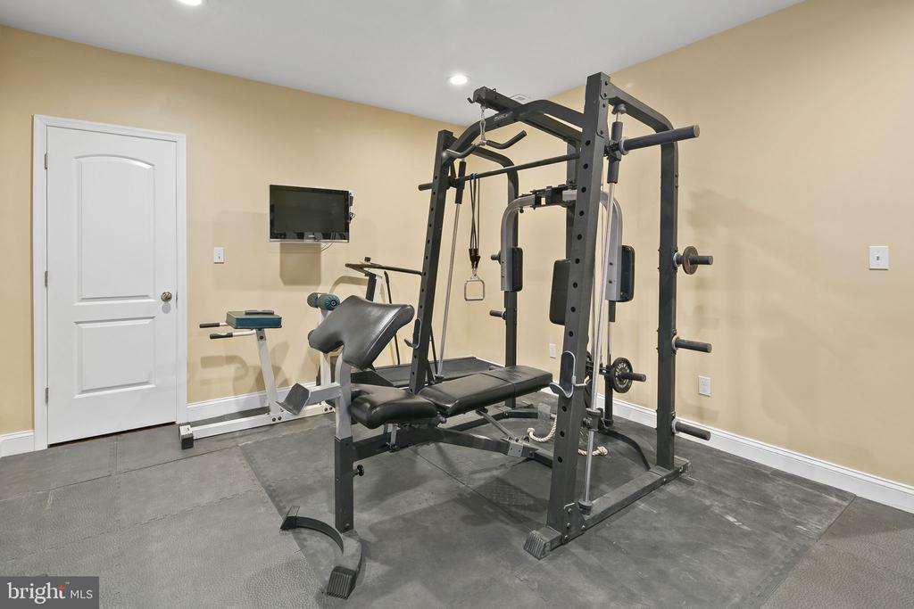 Weight room - 43474 OGDEN PL, STERLING