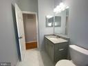Full Bath-3 new fixtures-lights - 6311 WILLOWFIELD WAY, SPRINGFIELD
