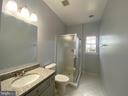 Full Bath -3 w/New granite counter-top Main Lvl - 6311 WILLOWFIELD WAY, SPRINGFIELD