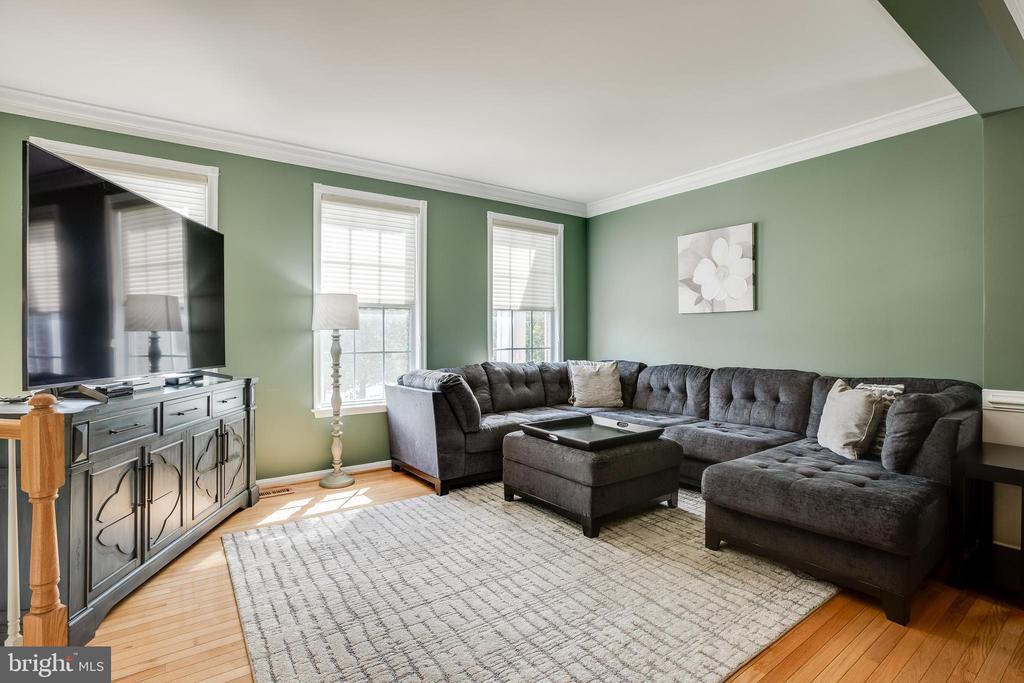 Living Room - 807 VALEMOUNT TER NE, LEESBURG