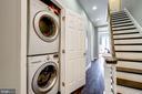 Laundry on second floor - 2301 1ST ST NW, WASHINGTON