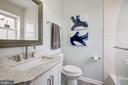 Bedroom 6 bathroom - 2301 1ST ST NW, WASHINGTON