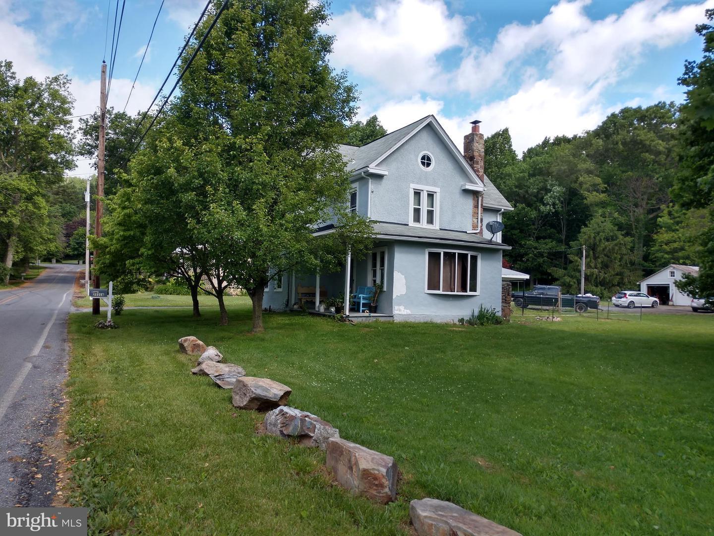 Single Family Homes para Venda às Cascade, Maryland 21719 Estados Unidos